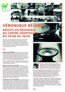 V.Beland 16.04 au 23.05 2014